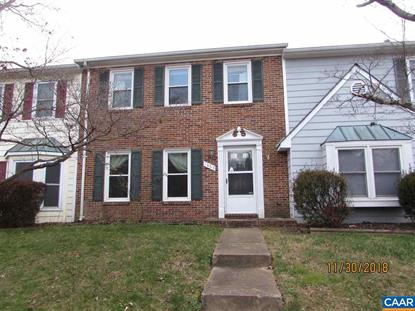 1463 MINOR RIDGE CT  Charlottesville, VA MLS# 583896