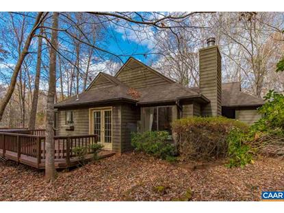 1615 SHADY GROVE CT  Charlottesville, VA MLS# 584023