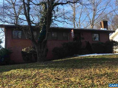 2417 SUNSET RD  Charlottesville, VA MLS# 584887