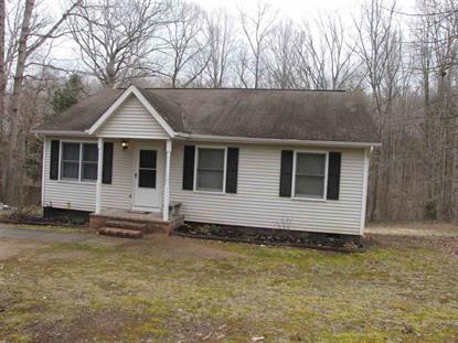15461 DAYS BRIDGE RD  Mineral, VA MLS# 601310