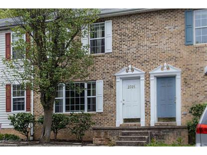 2321 BRECKENRIDGE CT  Harrisonburg, VA MLS# 603971
