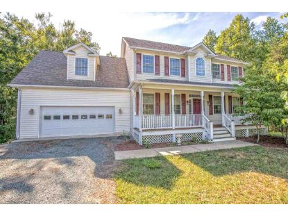 767 RIVANNA WOODS DR  Fork Union, VA MLS# 606820