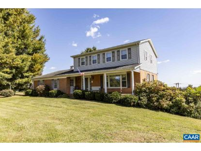 7935 OLD GREEN MOUNTAIN RD  Esmont, VA MLS# 611305