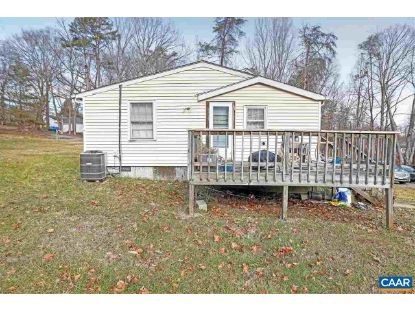 2793 ` LITTLE PORTERS LN  Esmont, VA MLS# 612651