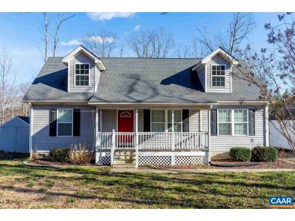288 OLD CC RD  Gordonsville, VA MLS# 612657