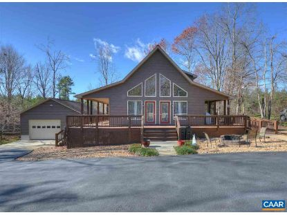 138 W PEBBLE BEACH DR  Gordonsville, VA MLS# 612664