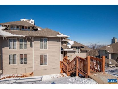 3223 NORTH RIDGE CONDOS  Wintergreen Resort, VA MLS# 613100
