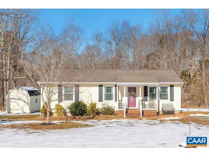 3622 GREEN CREEK RD  Schuyler, VA MLS# 613229