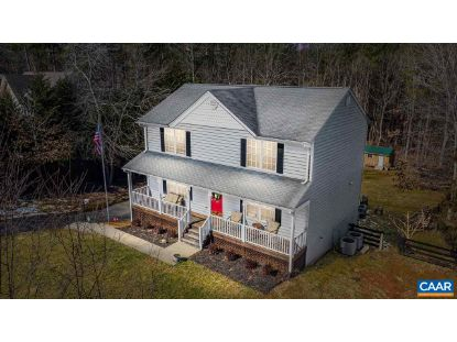 191 CYPRESS CIR  Barboursville, VA MLS# 613948