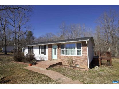 3688 GREEN CREEK RD  Schuyler, VA MLS# 614134