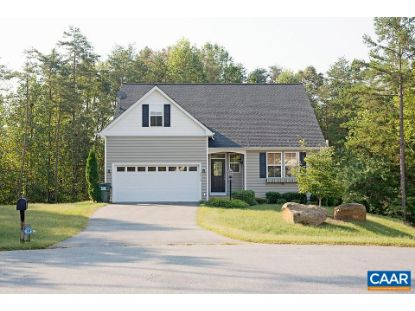 6414 FLINTSTONE DR  Barboursville, VA MLS# 615444
