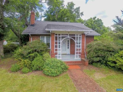 191 BARBOUR ST  Orange, VA MLS# 615636