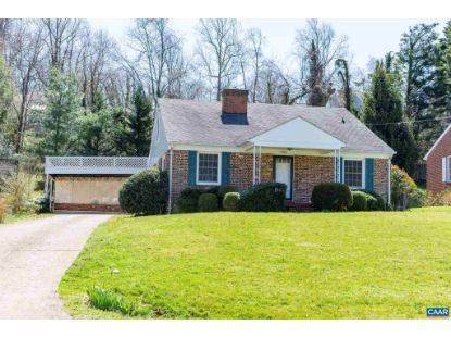 258 NEWTON ST  Orange, VA MLS# 615761
