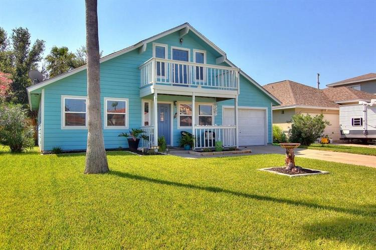 519 Aransas Channel, Port Aransas, TX 78373