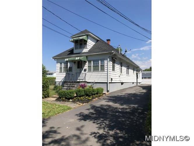 12 First St., Yorkville, NY 13495