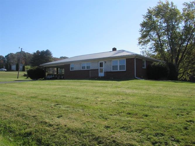 Murphyville Road, Rural Retreat, VA 24368