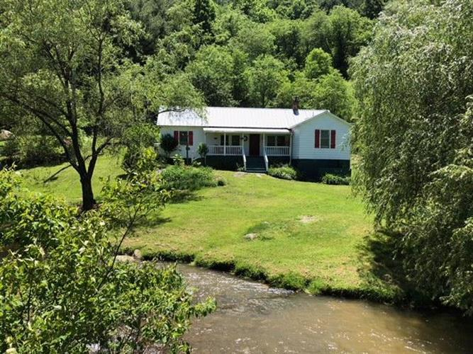 KNOB FORK LANE, Fries, VA 24326