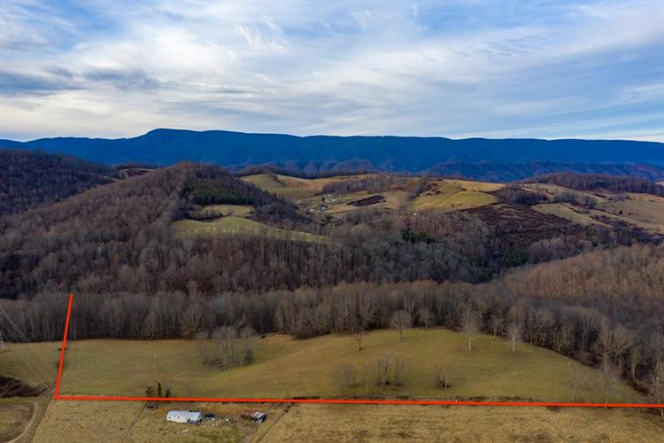 26 Acres Possum Hollow Road, Saltville, VA 24370 - Image 1