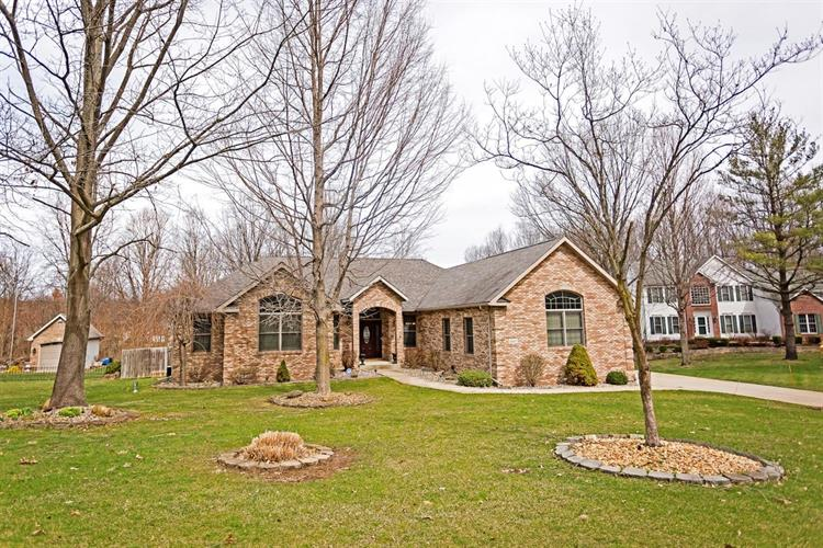 4665 west vintage court la porte in 46350 mls 413081 for Laporte indiana courthouse