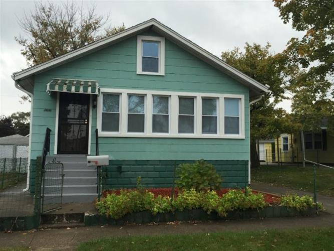 6727 Olcott Avenue, Hammond, IN 46323