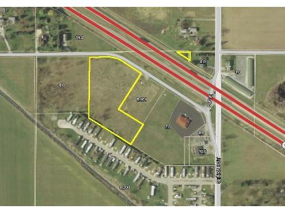 0 County Rd 600 N Hamlet, IN MLS# 483823
