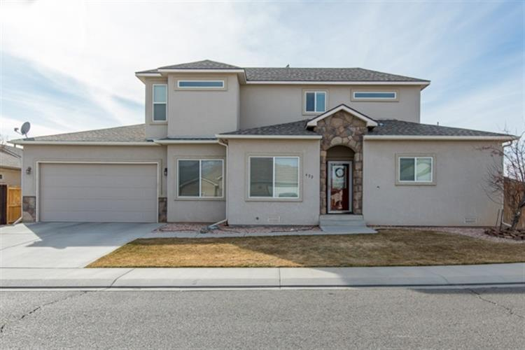 499 Chatfield Circle, Grand Junction, CO 81504