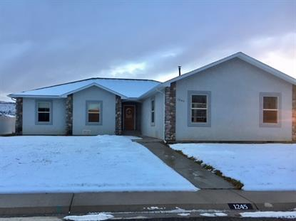 1245 La Mesa Circle Rangely, CO MLS# 20186639