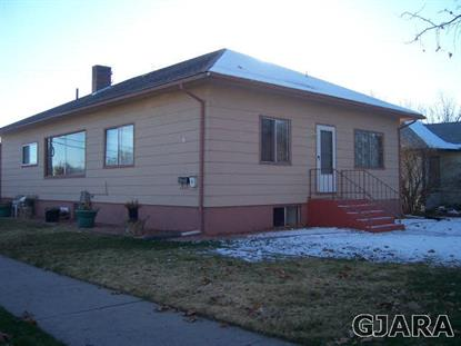 215 S 11th Street, Grand Junction, CO