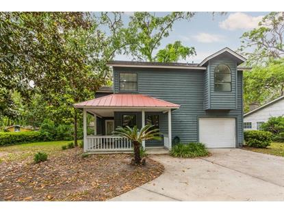 201 Grand Oaks Circle Saint Simons Island, GA MLS# 1588550