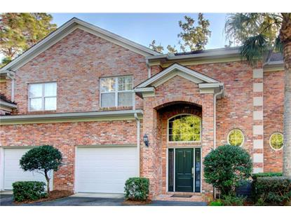 110 North Palm Villas Court Saint Simons Island, GA MLS# 1604884