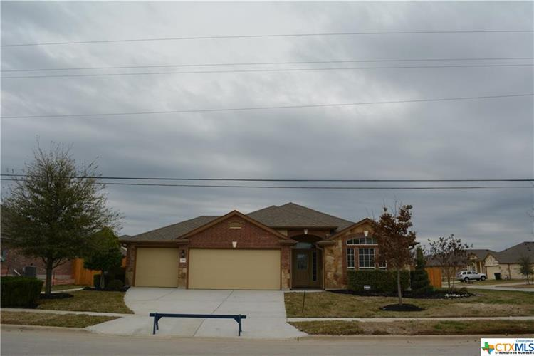 104 Splawn Ranch Drive, Killeen, TX 76542