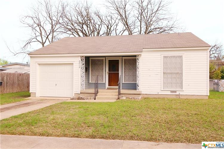 2213 Monticello, Temple, TX 76501
