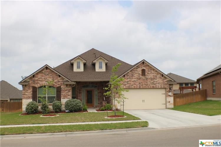 825 Tuscan Road, Harker Heights, TX 76548