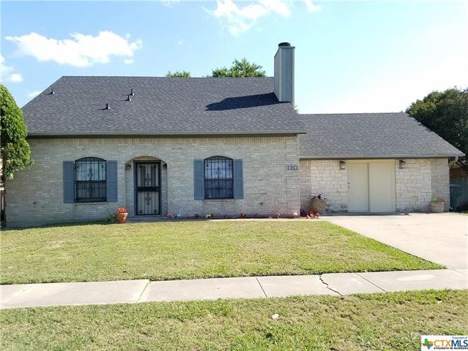 110 Nancy Drive, Killeen, TX 76542