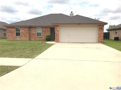 3905 Jake Spoon Drive Killeen, TX MLS# 380744
