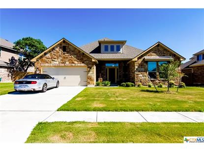 6302 Tanzanite Drive Killeen, TX MLS# 382023