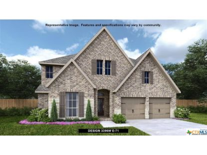 445 Tobacco Pass New Braunfels, TX MLS# 427170