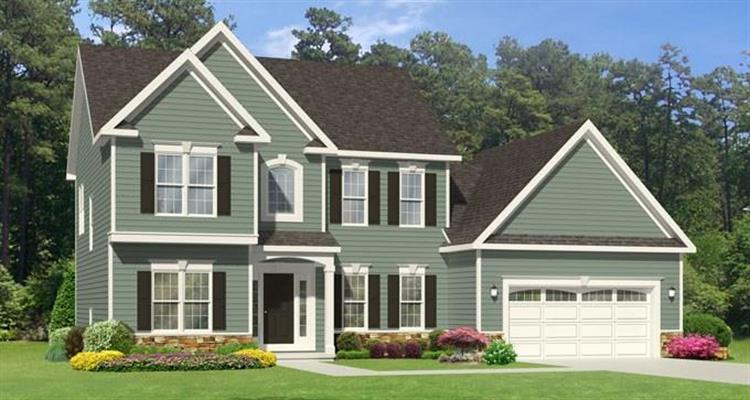 Lot  606 Autumn Breeze Lane, Ontario, NY 14519