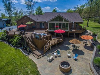 17812 Mountain Grove Road Henryville, IN MLS# 201706161