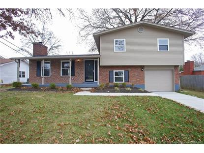 1004 Cliffwood Drive New Albany, IN MLS# 2018013361
