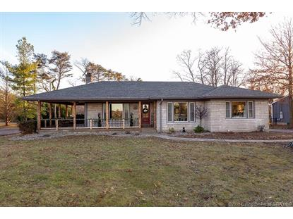1601 Woodland Road New Albany, IN MLS# 2018013513