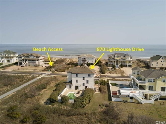870 Lighthouse Drive, Corolla, NC 27927