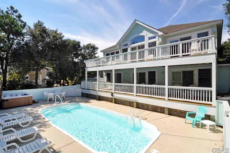 609 Hunt Club Drive, Corolla, NC 27927
