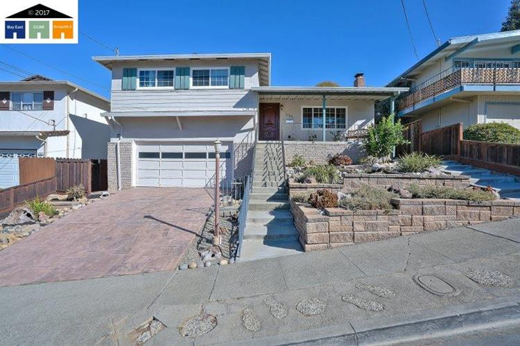 5166 Crane Ave, Castro Valley, CA 94546