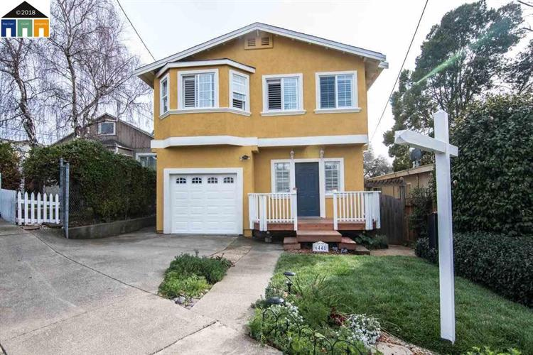 6448 Kensington Ave, Richmond, CA 94805