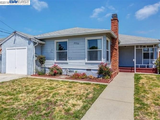 2332 Vegas Ave, Castro Valley, CA 94546