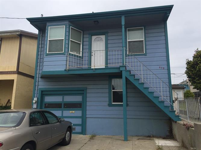 458 Railroad Avenue, South San Francisco, CA 94080