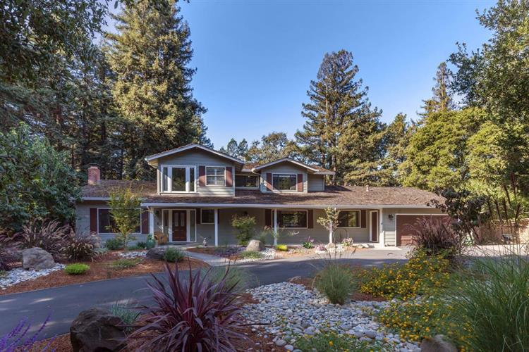 110 Fox Hollow Road, Woodside, CA 94062 - Image 1