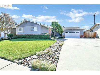 1512 Hill Drive Antioch, CA MLS# 40846337