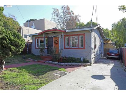 2814 Frazier Ave Oakland, CA MLS# 40848150